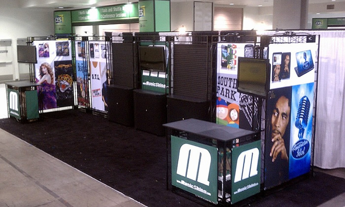 Trade Show Booth Planning