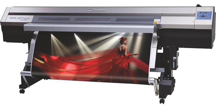 Roloand Soljet Pro Printer