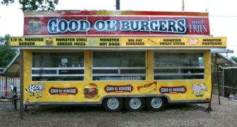 Good Ol' Burgers Trailer Graphics