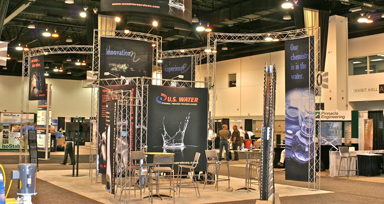 Trade Show Truss Display