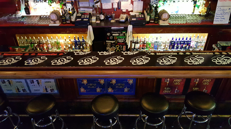 Wicked Shamrock Bar Wrap
