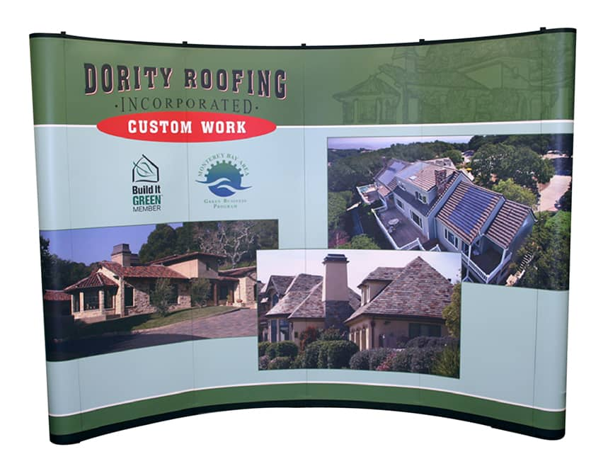 10 and 20 Foot Displays