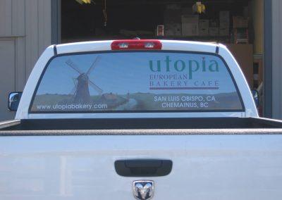 Vehicle Window Graphics