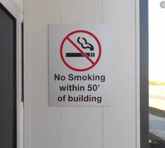 ADA and Regulatory Signs