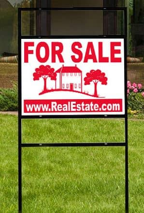 Yard & Site Signs